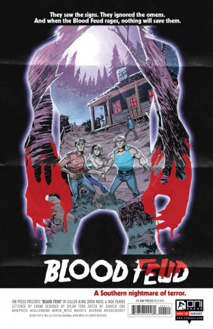Blood Feud #1 (Cover A)