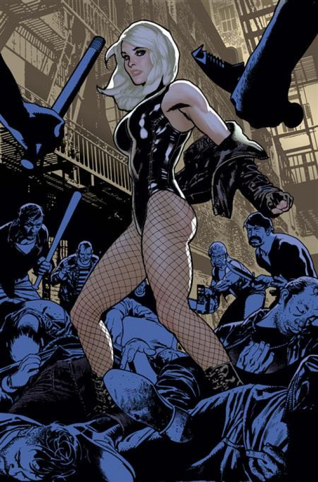 Deathstroke Inc. #1 (Adam Hughes Card Stock Cover)
