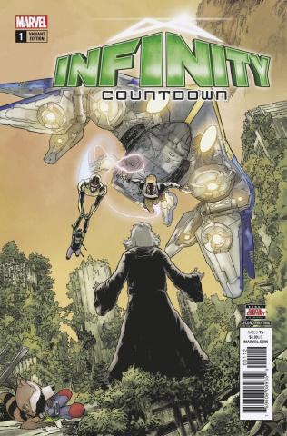 Infinity Countdown #1 (Kuder 2nd Printing)