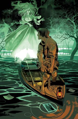 The Storyteller: Ghosts #1 (Variant Cover)