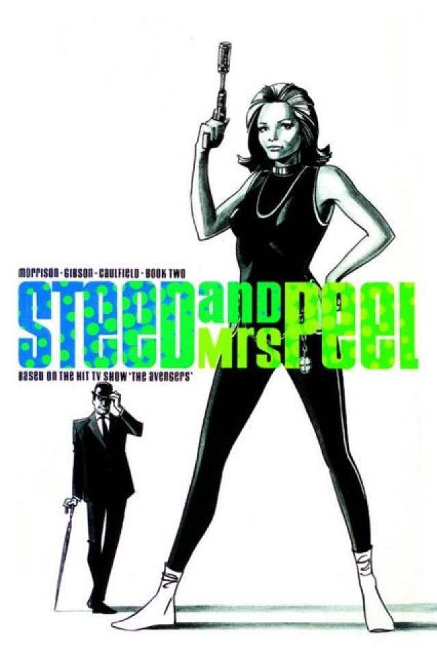 Steed and Mrs. Peel #3