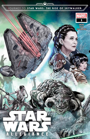 Journey to Star Wars: The Rise of Skywalker - Allegiance #1
