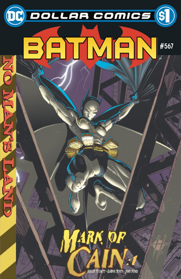 Batman #567 (Dollar Comics)