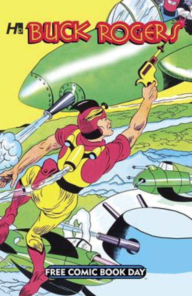 Buck Rogers (Free Comic Book Day 2014)