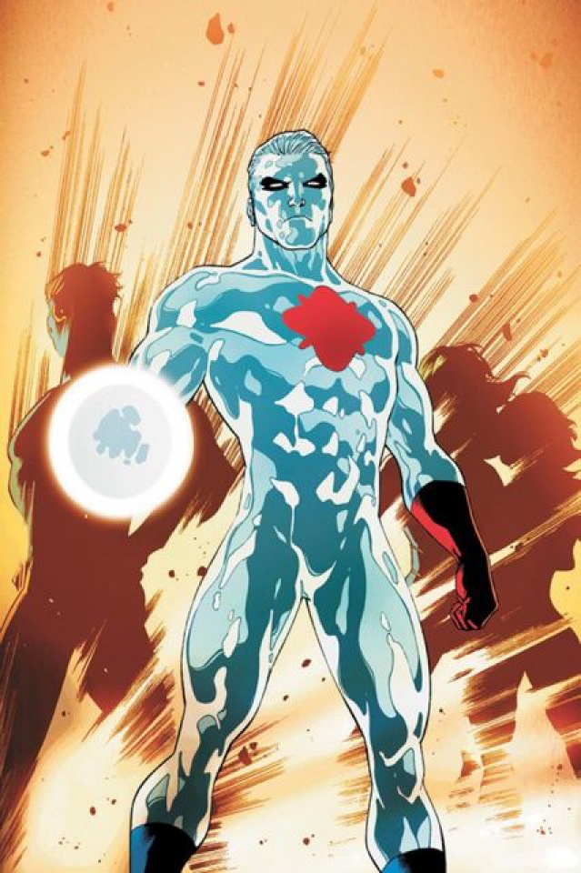 DC Comics Presents: Captain Atom #1