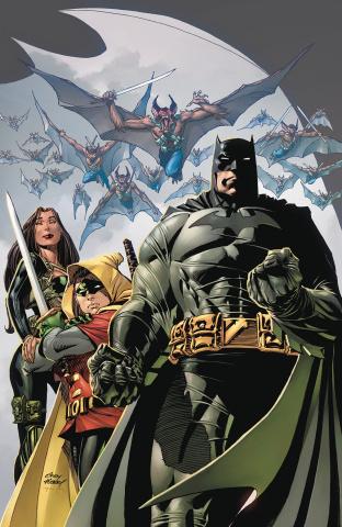 Batman: The Black Glove Saga (DC Essential Edition)