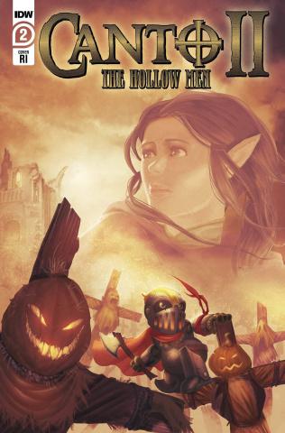 Canto II: The Hollow Men #2 (10 Copy Astone Cover)