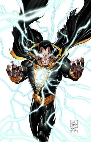 Justice League of America #7.4: Black Adam