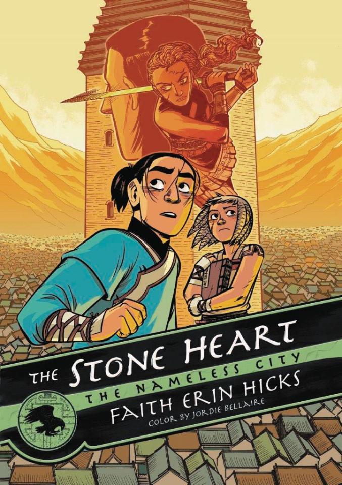 The Nameless City Vol. 2: The Stone Heart