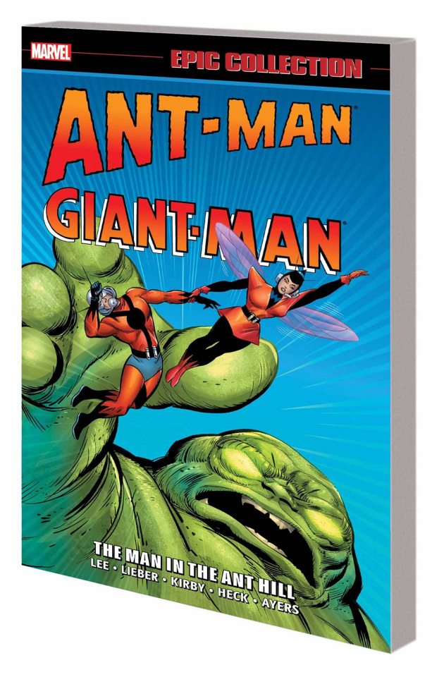 Ant-Man / Giant-Man: The Man in the Ant Hill
