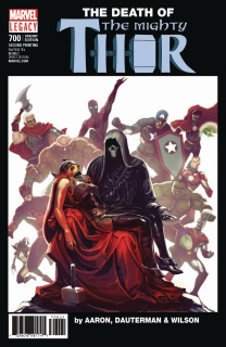 The Mighty Thor #700 (2nd Printing)