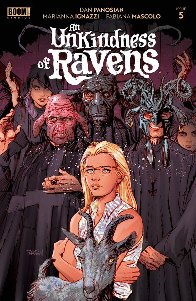 The Unkindness of Ravens #5