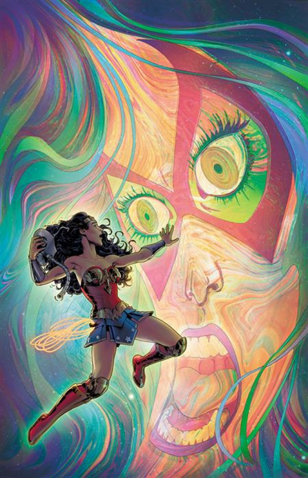 Sensational Wonder Woman #7 (Nicola Scott & Annette Kwok Cover)