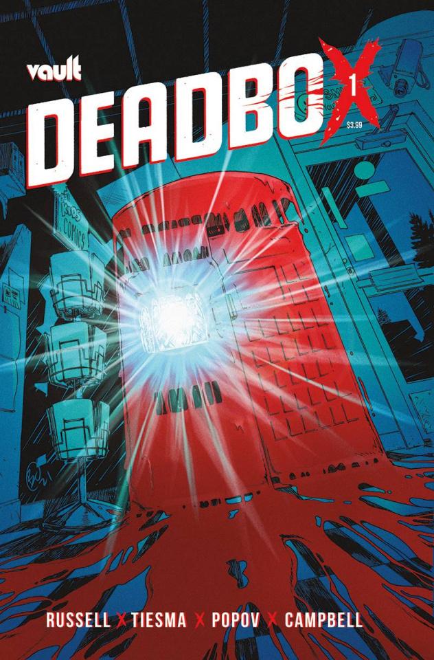 Deadbox #1 (Tiesma Cover)