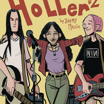 Holler #2 (Massie Cover)