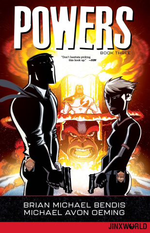 Powers Book 3 (New Edition)