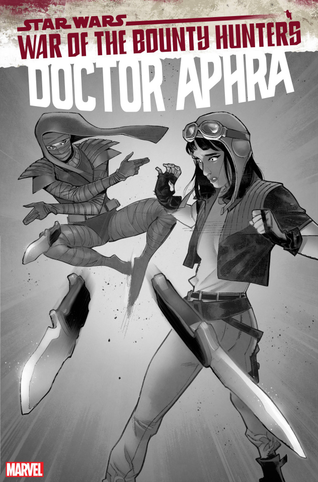Star Wars: Doctor Aphra #15 (Pichelli Carbonite Cover)