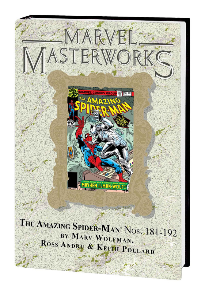 The Amazing Spider-Man Vol. 18 (Marvel Masterworks)