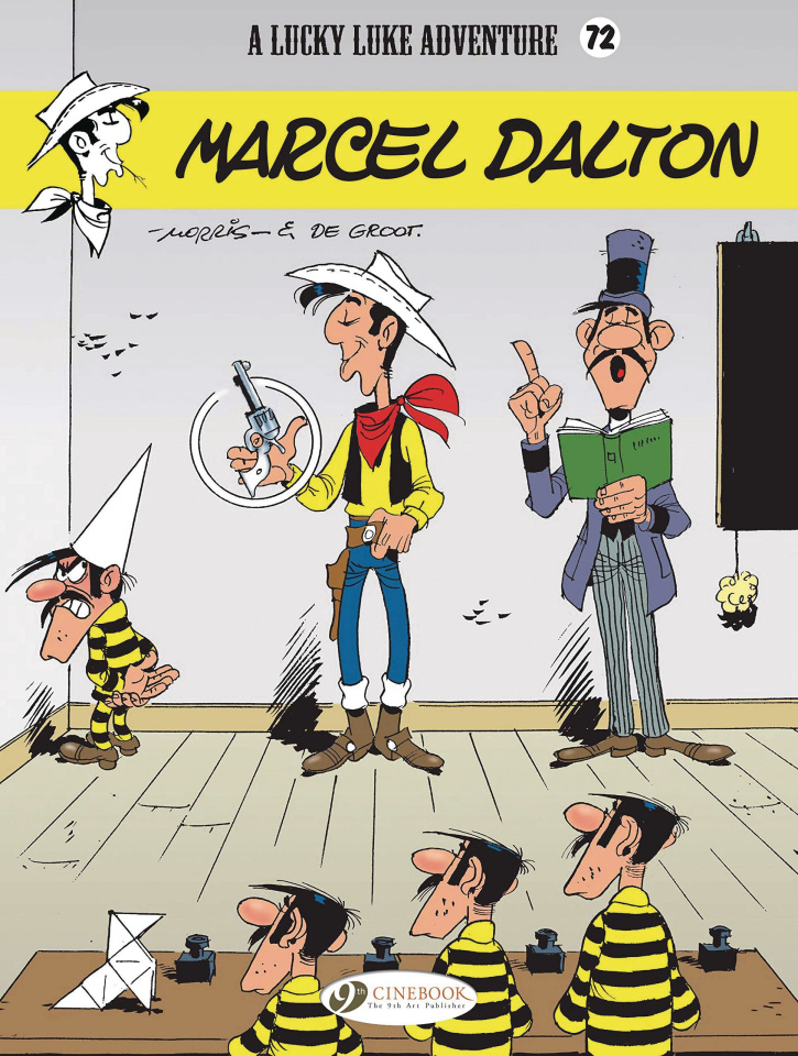 Lucky Luke Vol. 72: Marcel Dalton
