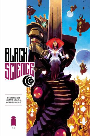 Black Science #22