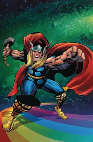 Generations: The Unworthy Thor & The Mighty Thor #1 (Kirby Cover)