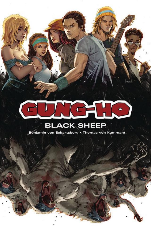 Gung-Ho #1 (Ngu Cover)