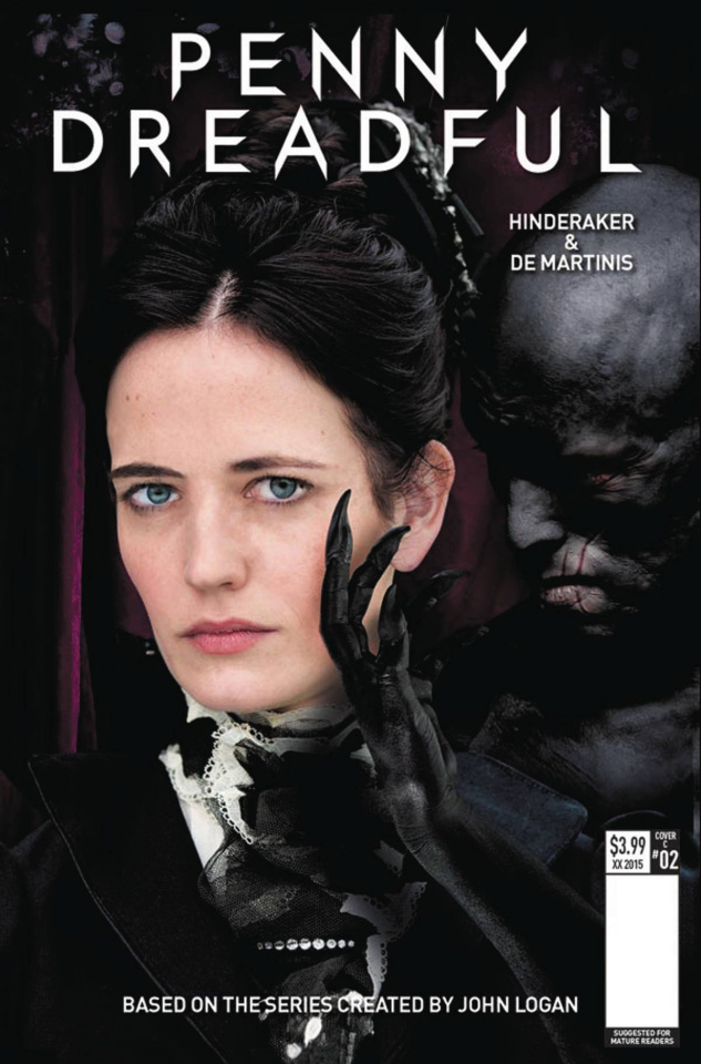 Penny Dreadful #2 (Photo Cover)