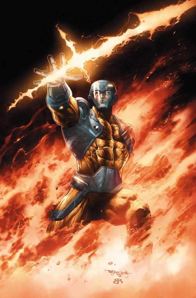 X-O Manowar #44 (20 Copy Segovia Cover)
