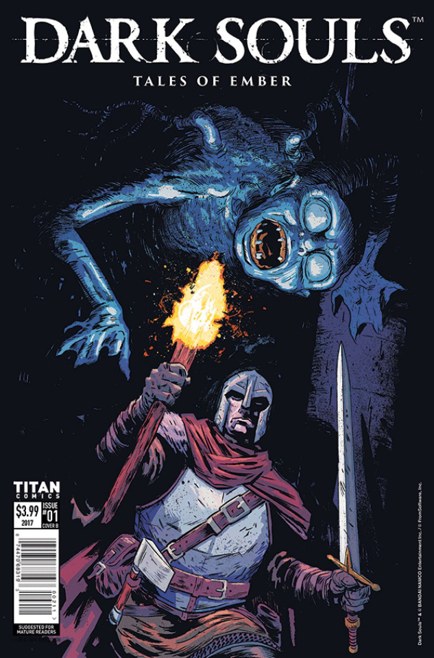 Dark Souls: Tales of Ember #1 (Walsh Cover)