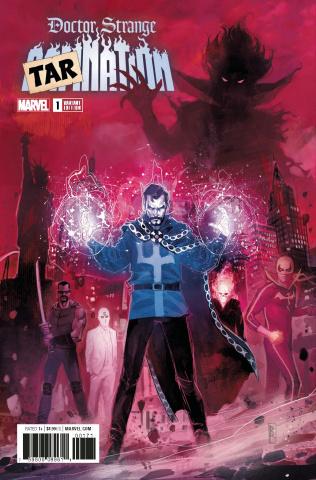 Doctor Strange: Damnation #1 (Tarnation Cover)