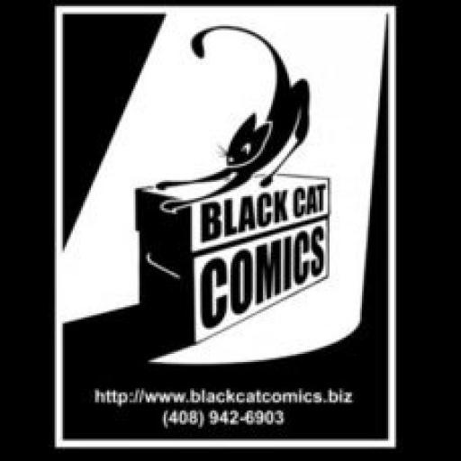 Black Cat Comics Milpitas Ca Fresh Comics