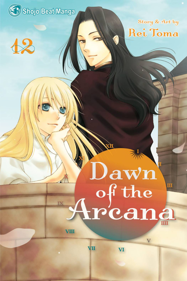 Dawn of the Arcana Vol. 12