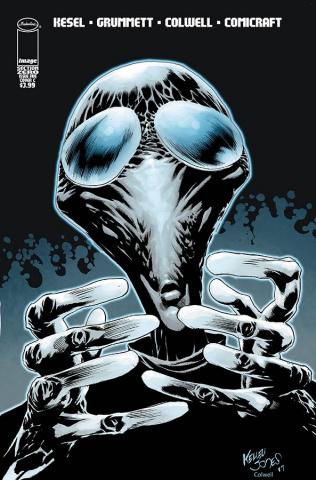 Section Zero #5 (Jones Cover)