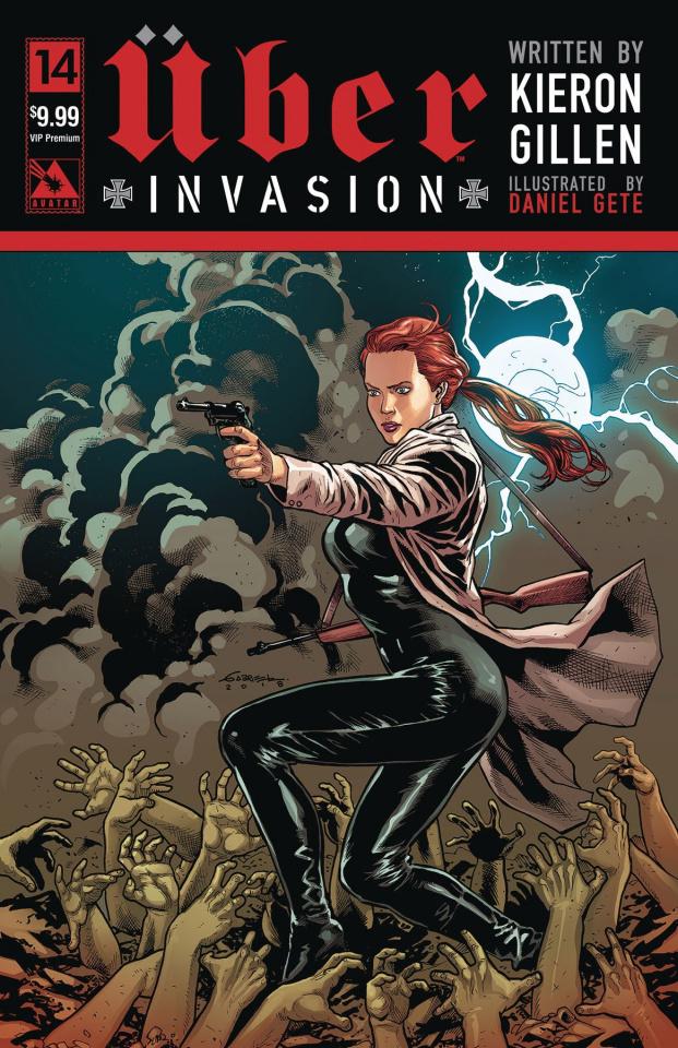 Über: Invasion #14 (VIP Premium Cover)
