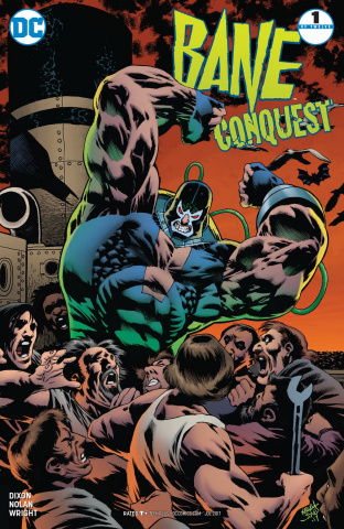 Bane: Conquest #1 (Variant Cover)