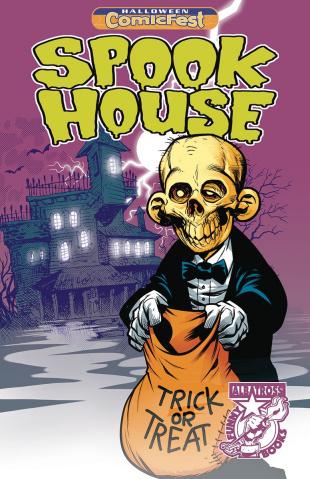 Spook House (Halloween ComicFest 2018)
