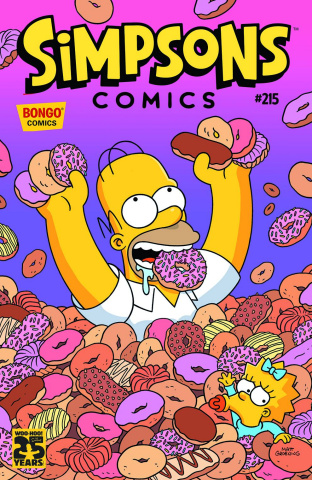 Simpsons Comics #215