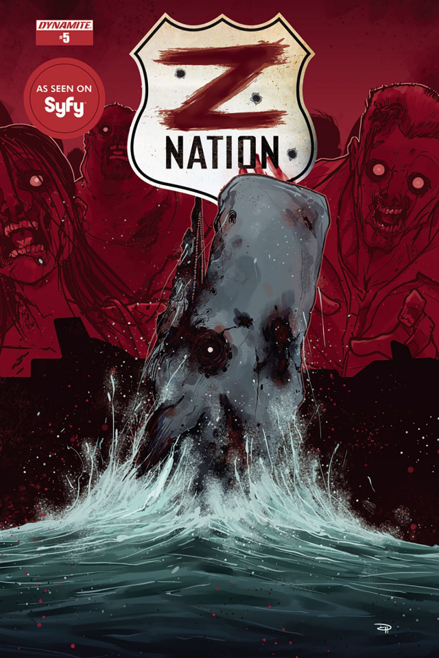 Z Nation #5 (Medri Cover)