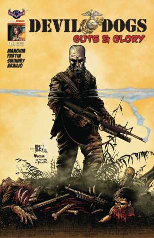 Devil Dogs: Guts & Glory #1 (Subscription Cover)