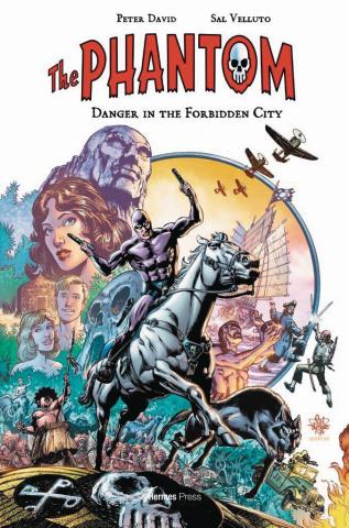 The Phantom Vol. 1: Danger in the Forbidden City