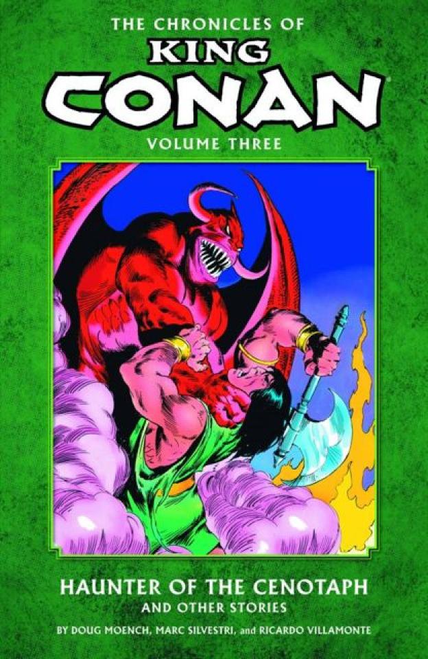 The Chronicles of King Conan Vol. 3