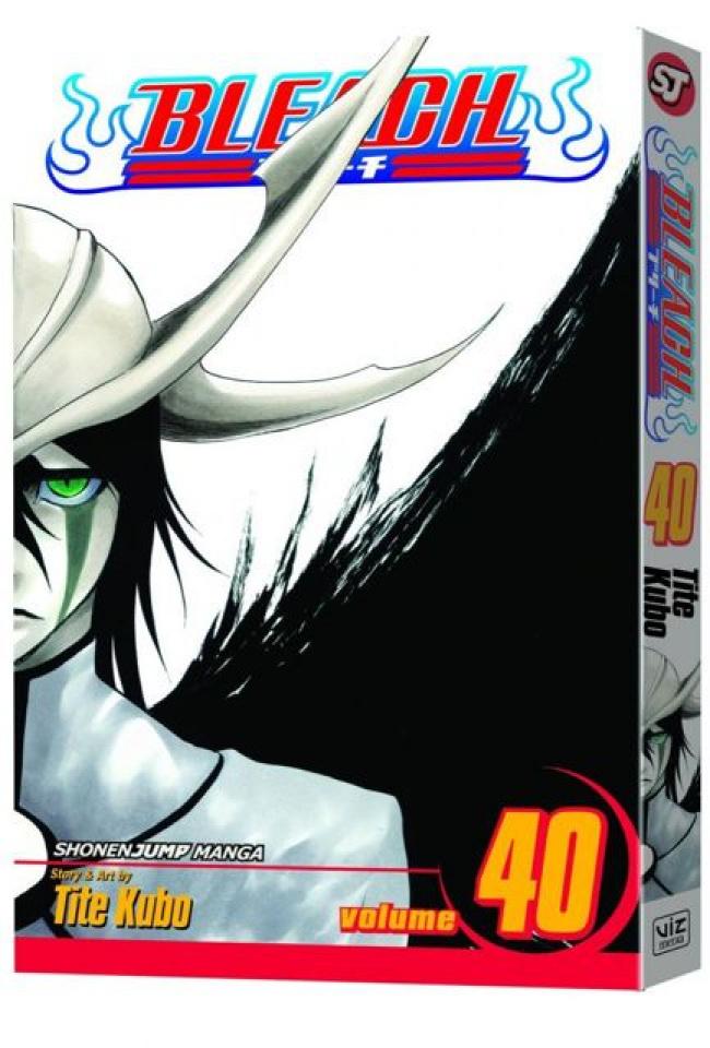 Bleach Vol. 40