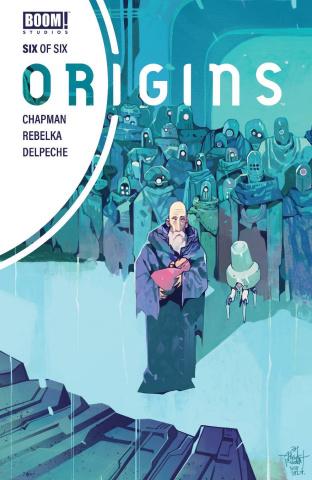 Origins #6 (Rebelka Cover)