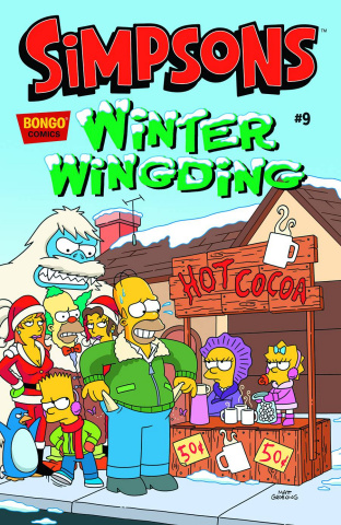 Simpsons: Winter Wingding #9