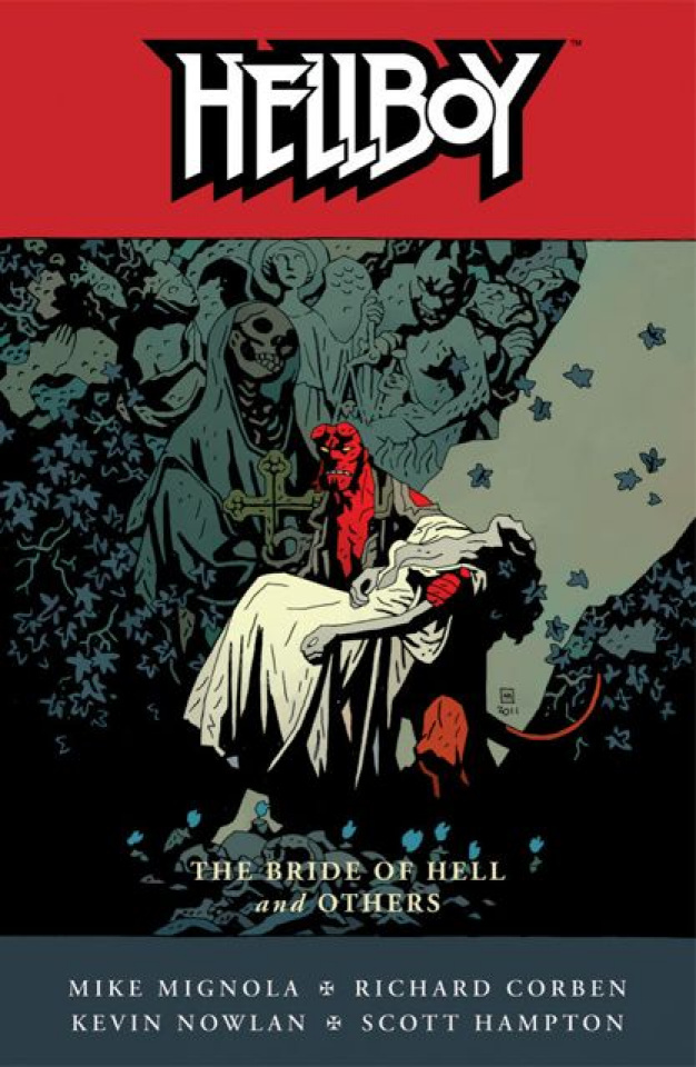 Hellboy Vol. 11: The Bride of Hell & Others