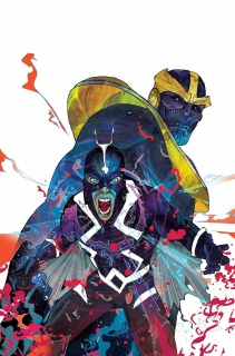What If? Infinity: Inhumans #1