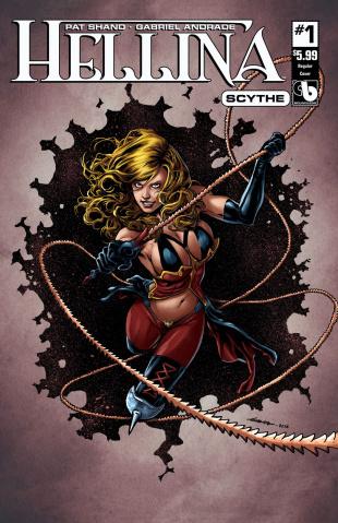 Hellina: Scythe #1