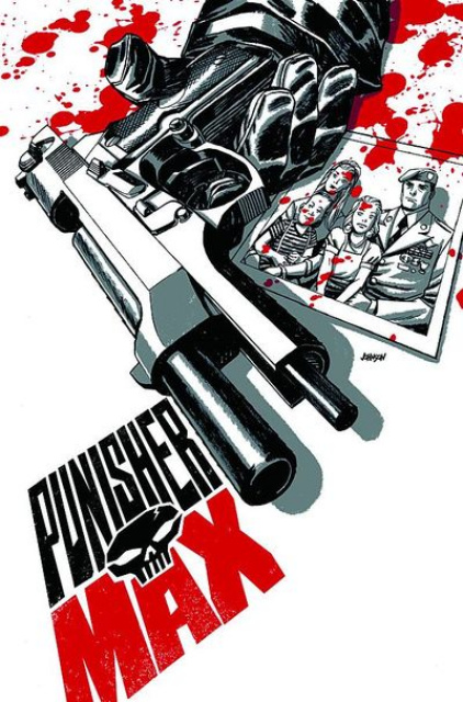 The Punisher MAX #21