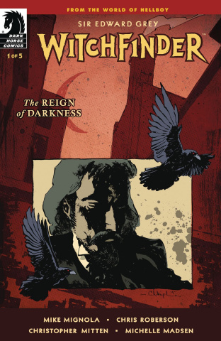 Witchfinder: The Reign of Darkness #1