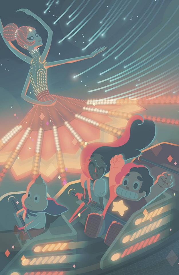 Steven Universe #3 (20 Copy Caltsoudas Cover)